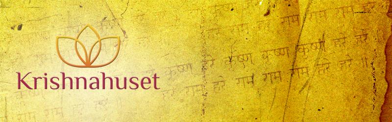 Krishnahuset - en åndelig oase