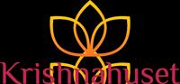 KRISHNAHUSET - altid til tjeneste Logo